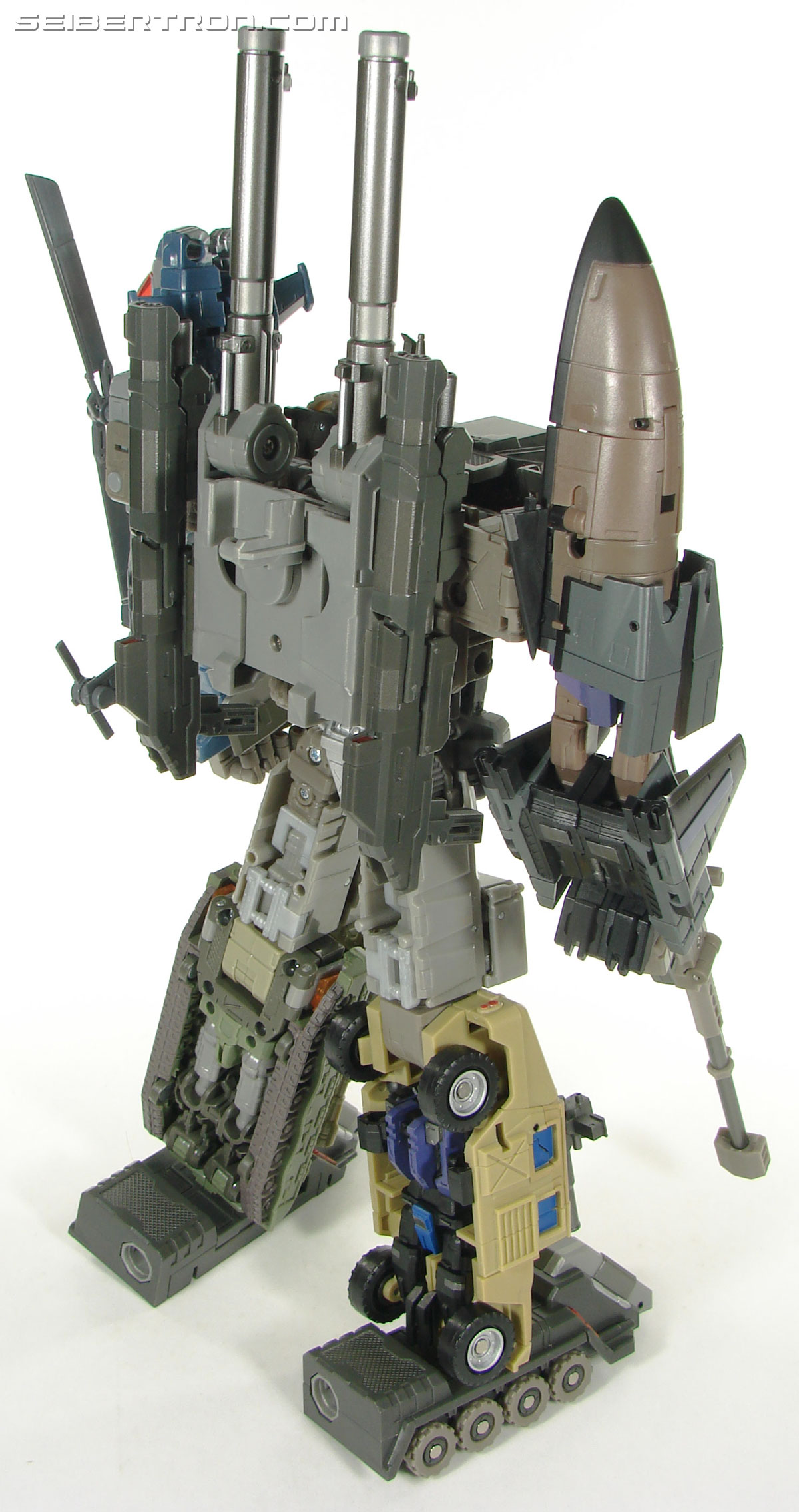 Transformers 3rd Party Products Crossfire Combat Unit Full Colossus Combination (Bruticus) (Image #32 of 188)