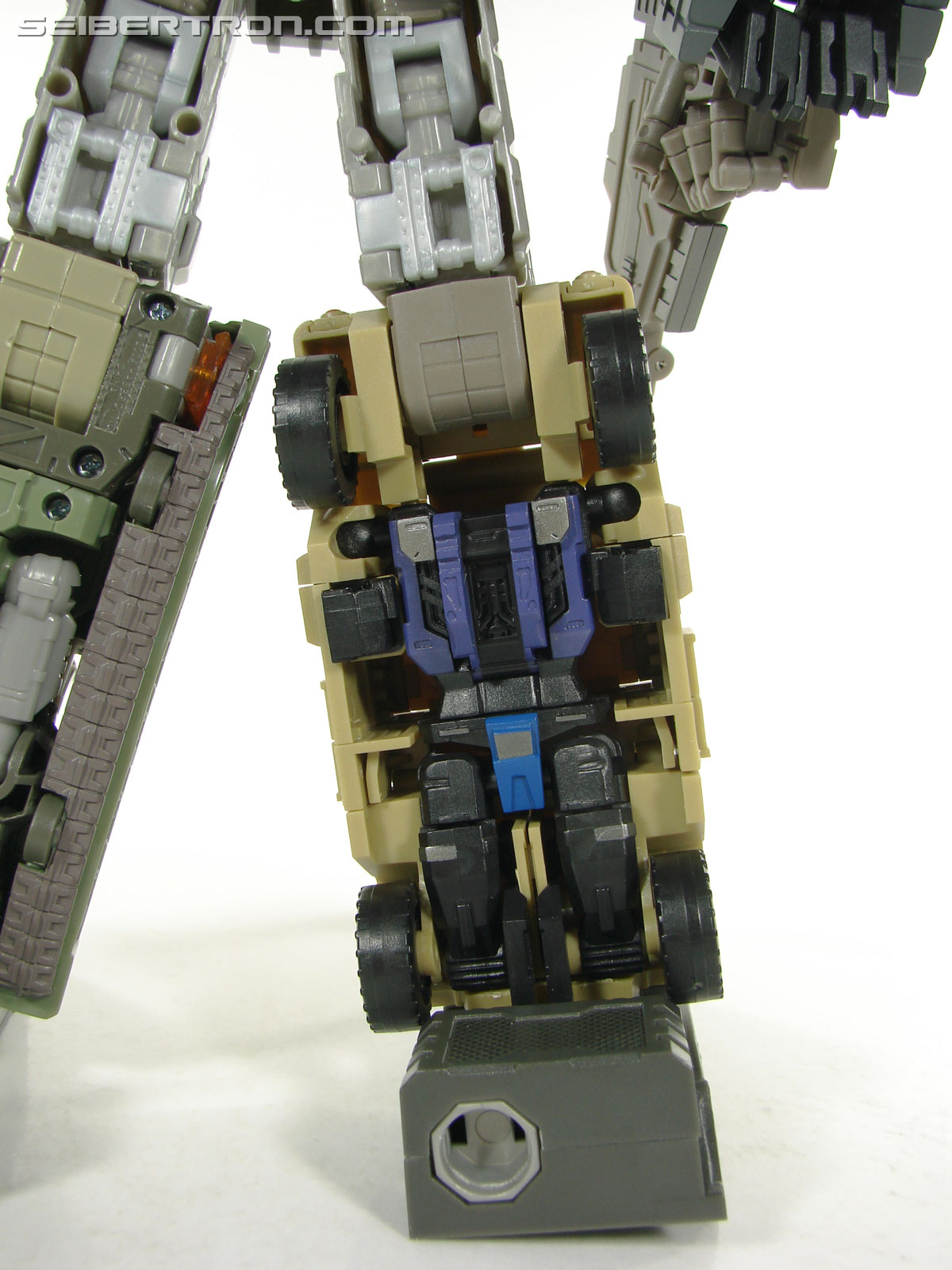 Transformers 3rd Party Products Crossfire Combat Unit Full Colossus Combination (Bruticus) (Image #35 of 188)