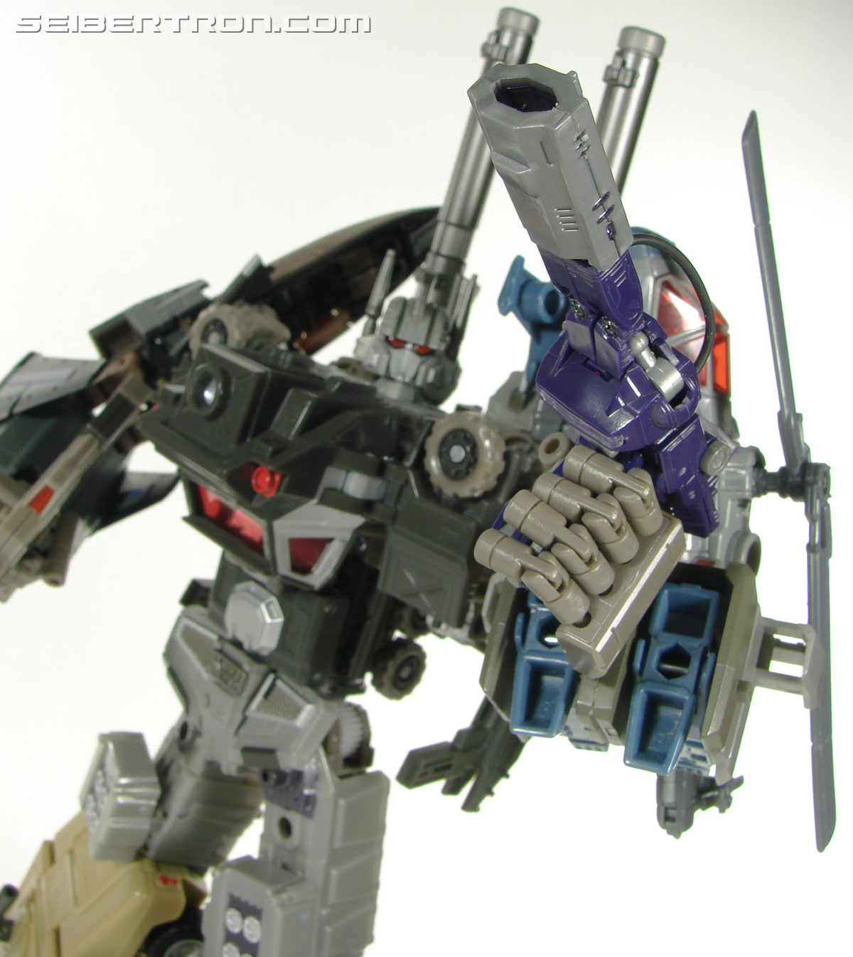 Transformers 3rd Party Products Crossfire Combat Unit Full Colossus Combination (Bruticus) (Image #187 of 188)