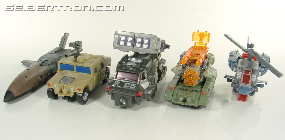 Transformers 3rd Party Products Crossfire Combat Unit (Onslaught) (Image #25 of 75)