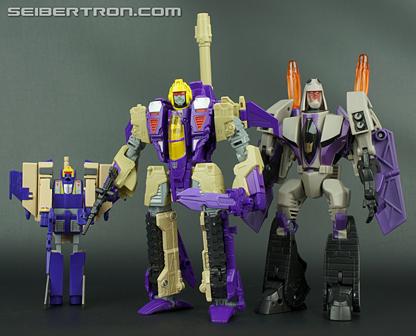 Transformers Generations Blitzwing Toy Gallery (Image #236 ...