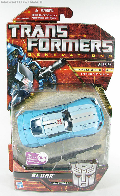 Transformers Generations Blurr (Image #1 of 252)
