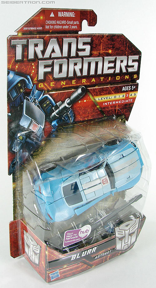 Transformers Generations Blurr (Image #6 of 252)