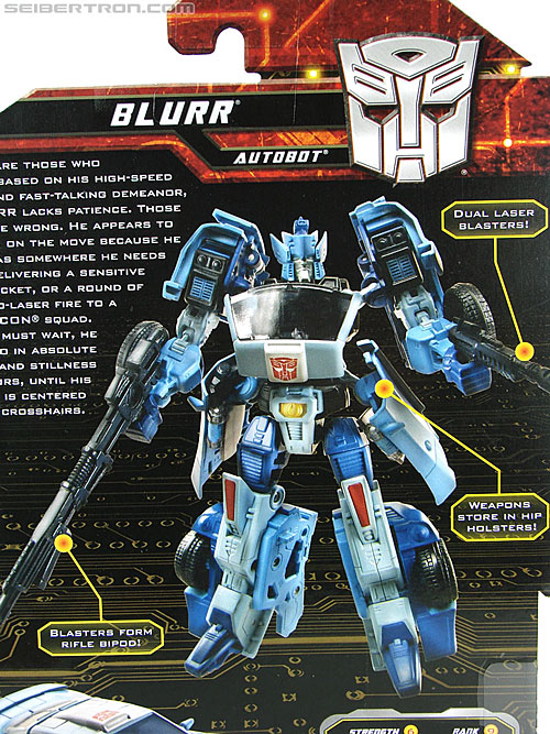 Transformers Generations Blurr (Image #9 of 252)