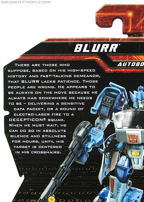 Transformers Generations Blurr (Image #10 of 252)