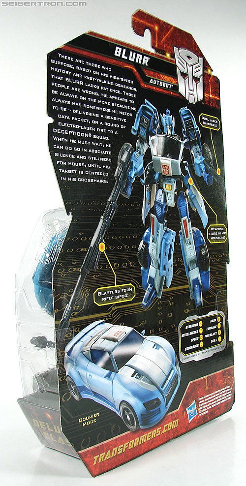 Transformers Generations Blurr (Image #12 of 252)