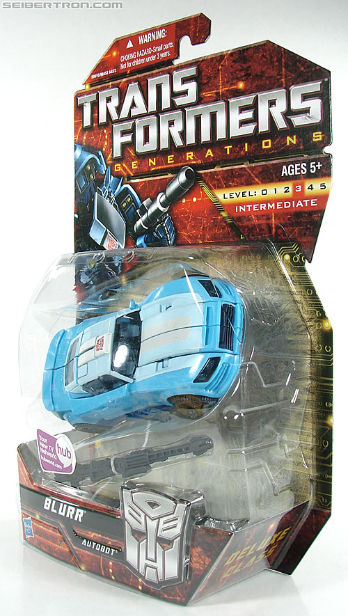 Transformers Generations Blurr (Image #13 of 252)