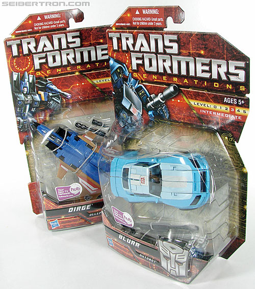 Transformers Generations Blurr (Image #18 of 252)