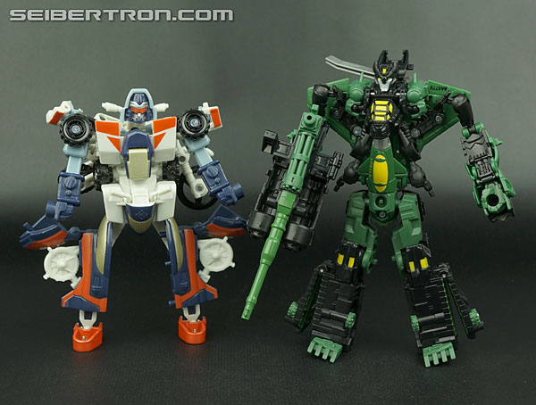 Transformers News: New Galleries: Generations Armada Starscream, Scoop, Skywarp and Mini-Con Assault Team
