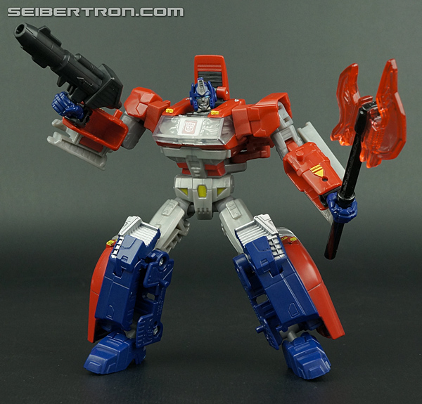 New Galleries: Generations IDW Deluxe Class Megatron, Orion Pax, Bumblebee and Trailcutter