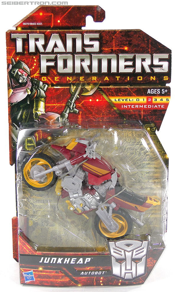 Transformers Generations Junkheap (Image #1 of 161)