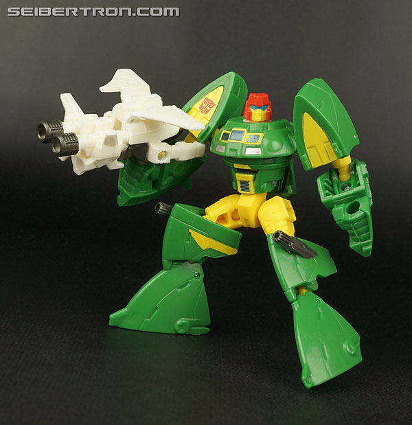 Transformers News: New Galleries: Generations Legends Swerve with Flanker and Cosmos with Payload