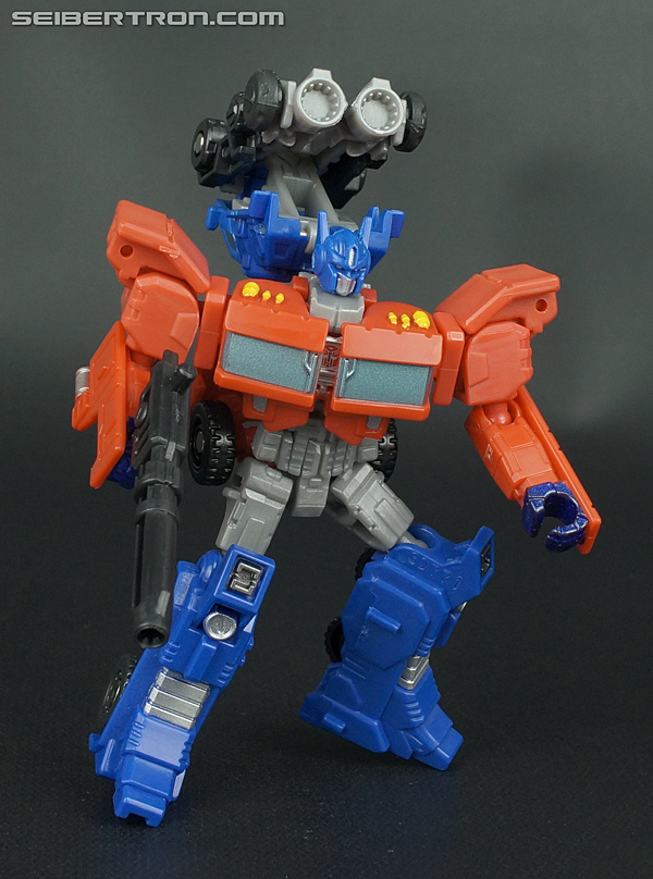 New Galleries: Generations Legends Optimus Prime with Roller and Bumblebee with Blazemaster
