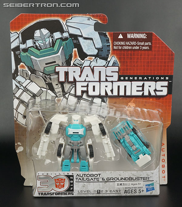 Transformers Generations Tailgate (Image #1 of 159)