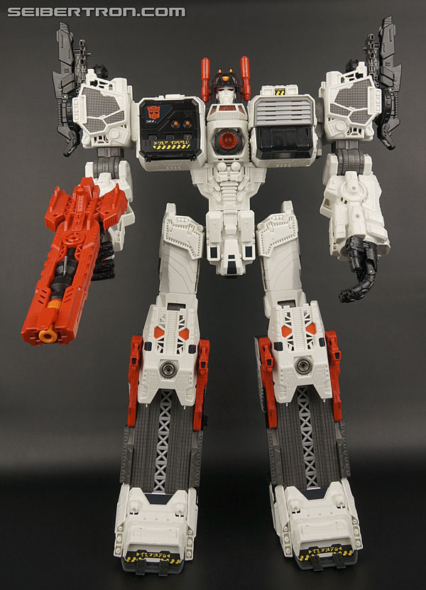 Transformers News: Generations Metroplex Now Available at Walmart.com