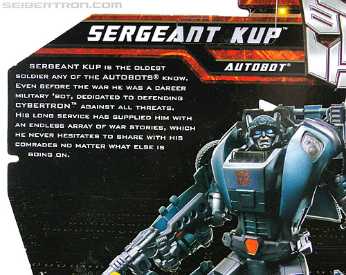 Transformers Generations Sergeant Kup (Image #8 of 115)