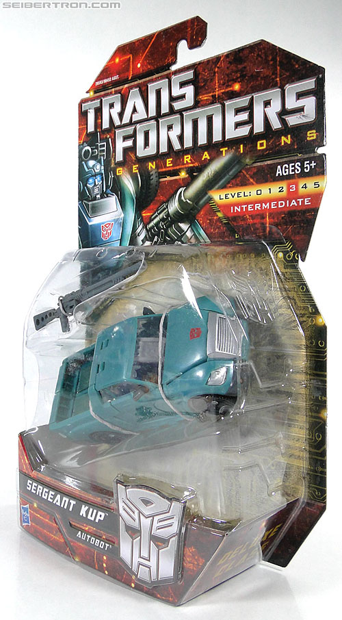 Transformers Generations Sergeant Kup (Image #12 of 115)