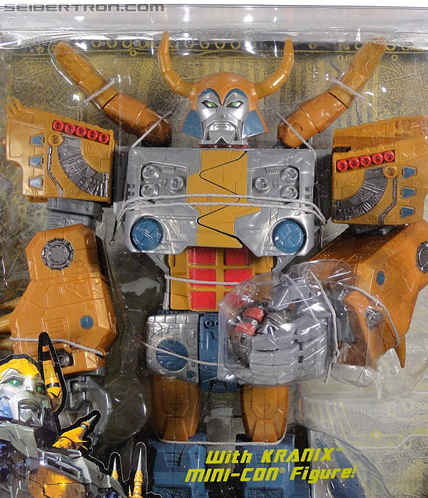 Transformers Generations Unicron (25th Anniversary) (Universal Dominator Unicron) (Image #3 of 262)