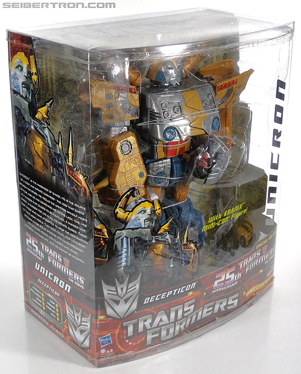 Transformers Generations Unicron (25th Anniversary) (Universal Dominator Unicron) (Image #8 of 262)