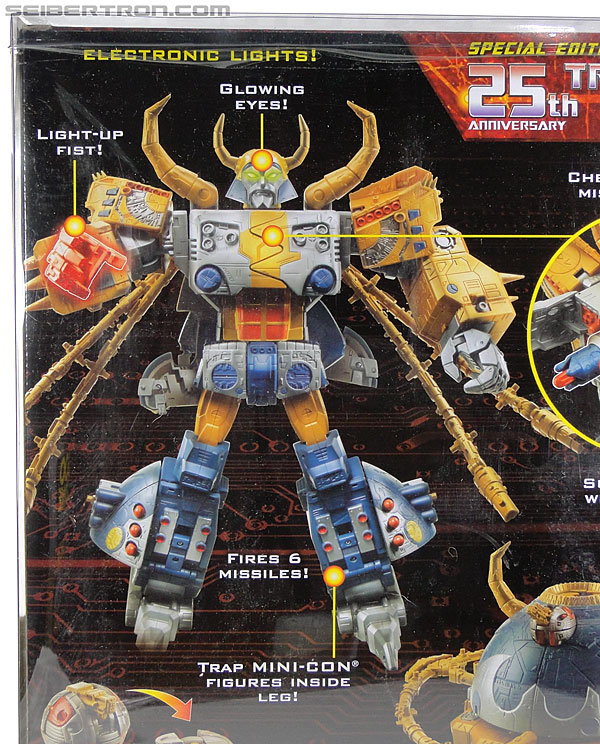 Transformers Generations Unicron (25th Anniversary) (Universal Dominator Unicron) (Image #15 of 262)