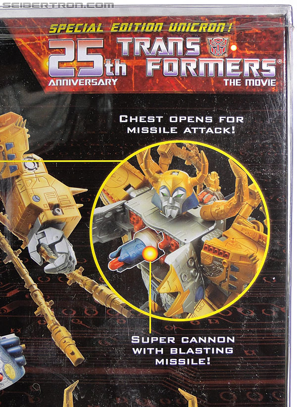 Transformers Generations Unicron (25th Anniversary) (Universal Dominator Unicron) (Image #16 of 262)