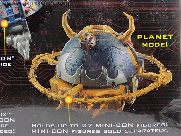 Transformers Generations Unicron (25th Anniversary) (Universal Dominator Unicron) (Image #17 of 262)
