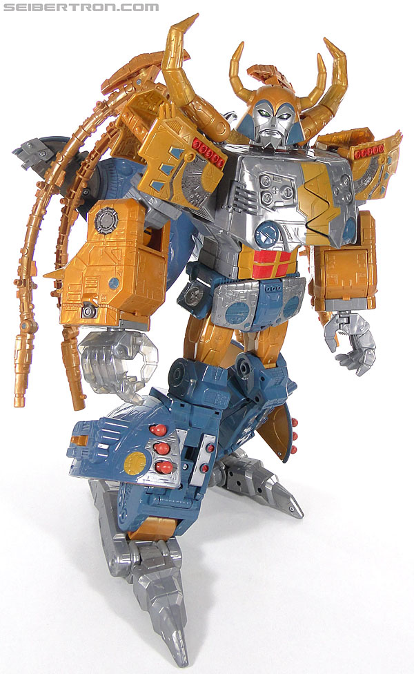 Transformers Generations Unicron (25th Anniversary) (Universal Dominator Unicron) (Image #187 of 262)