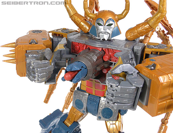 Transformers Generations Unicron (25th Anniversary) (Universal Dominator Unicron) (Image #237 of 262)