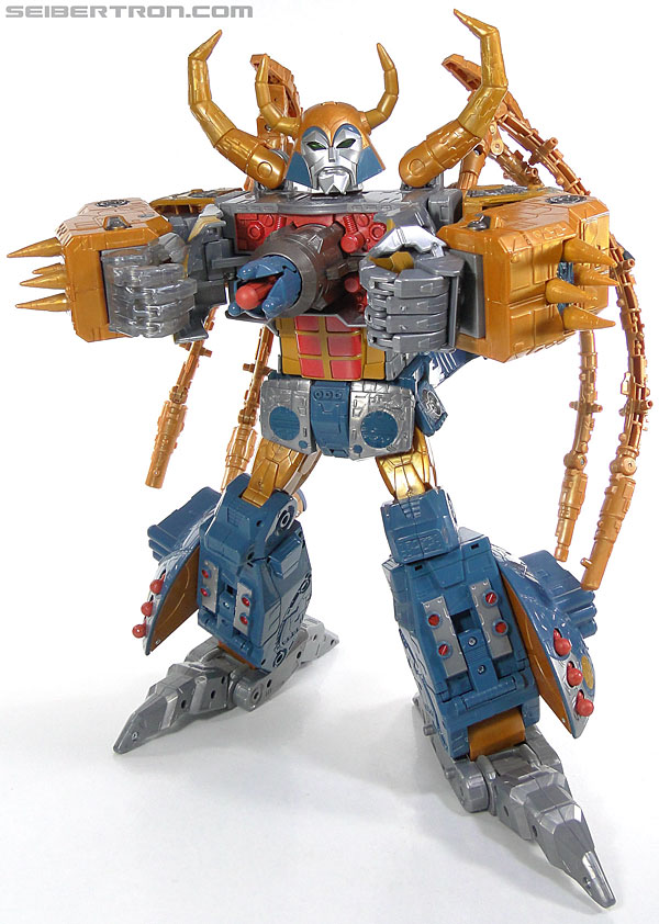Transformers Generations Unicron (25th Anniversary) (Universal Dominator Unicron) (Image #240 of 262)