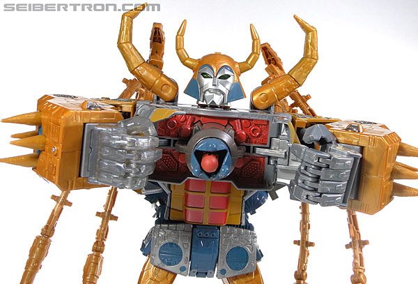 Transformers Generations Unicron (25th Anniversary) (Universal Dominator Unicron) (Image #241 of 262)