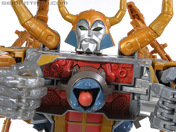 Transformers Generations Unicron (25th Anniversary) (Universal Dominator Unicron) (Image #242 of 262)