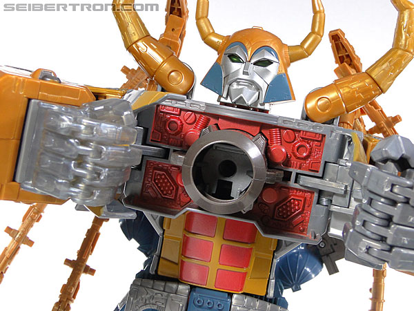 Transformers Generations Unicron (25th Anniversary) (Universal Dominator Unicron) (Image #244 of 262)