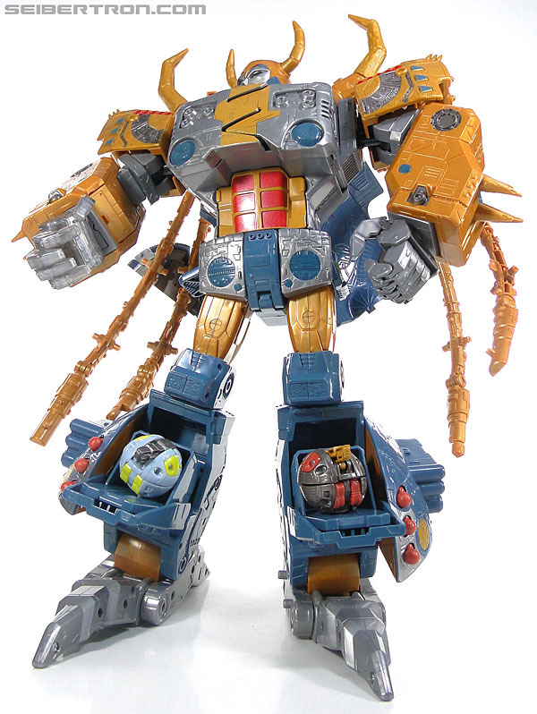 Transformers Generations Unicron (25th Anniversary) (Universal Dominator Unicron) (Image #246 of 262)