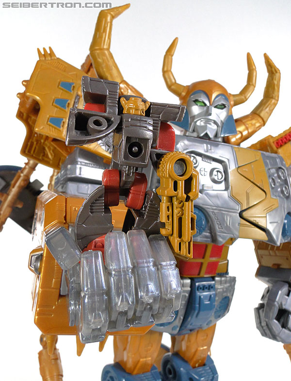 Transformers Generations Unicron (25th Anniversary) (Universal Dominator Unicron) (Image #250 of 262)