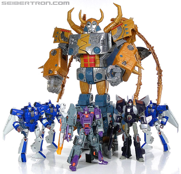 Transformers Generations Unicron (25th Anniversary) (Universal Dominator Unicron) (Image #256 of 262)