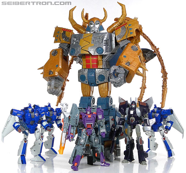 Transformers Generations Unicron (25th Anniversary) (Universal Dominator Unicron) (Image #257 of 262)