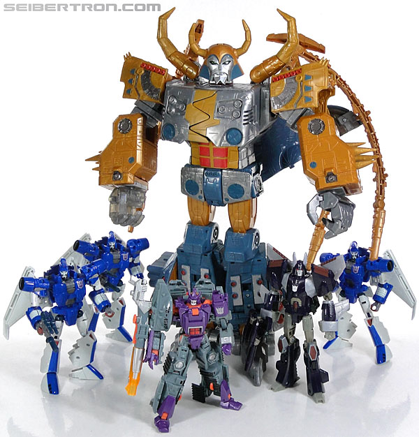 Transformers Generations Unicron (25th Anniversary) (Universal Dominator Unicron) (Image #258 of 262)