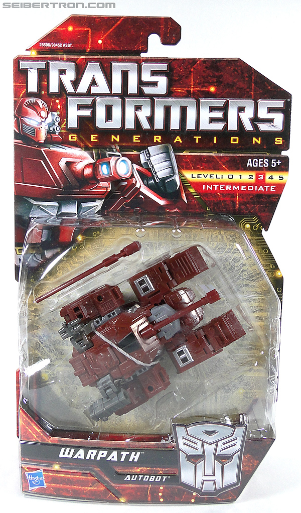 Transformers Generations Warpath (Image #1 of 142)