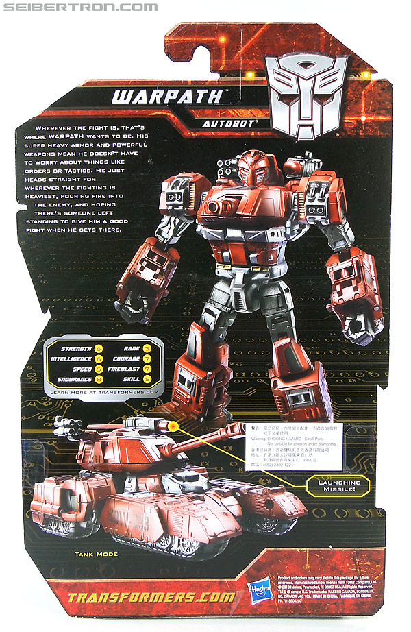 Transformers Generations Warpath (Image #16 of 142)