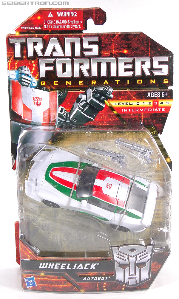 Transformers Generations Wheeljack (Image #1 of 222)