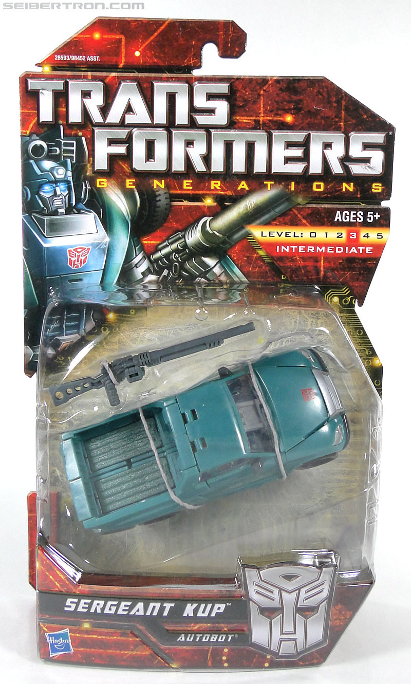 Transformers Generations Sergeant Kup (Image #1 of 115)