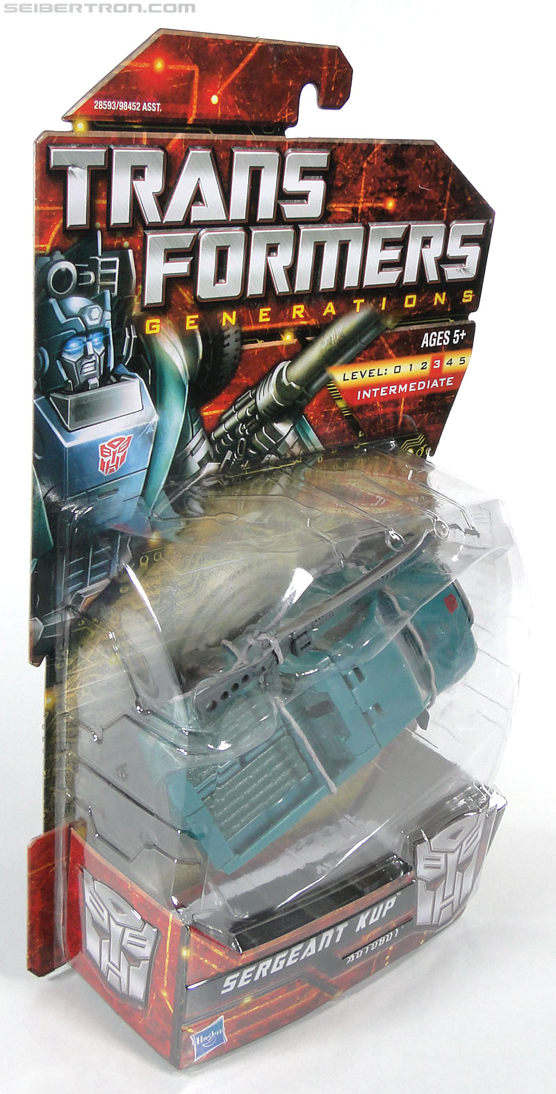 Transformers Generations Sergeant Kup (Image #5 of 115)