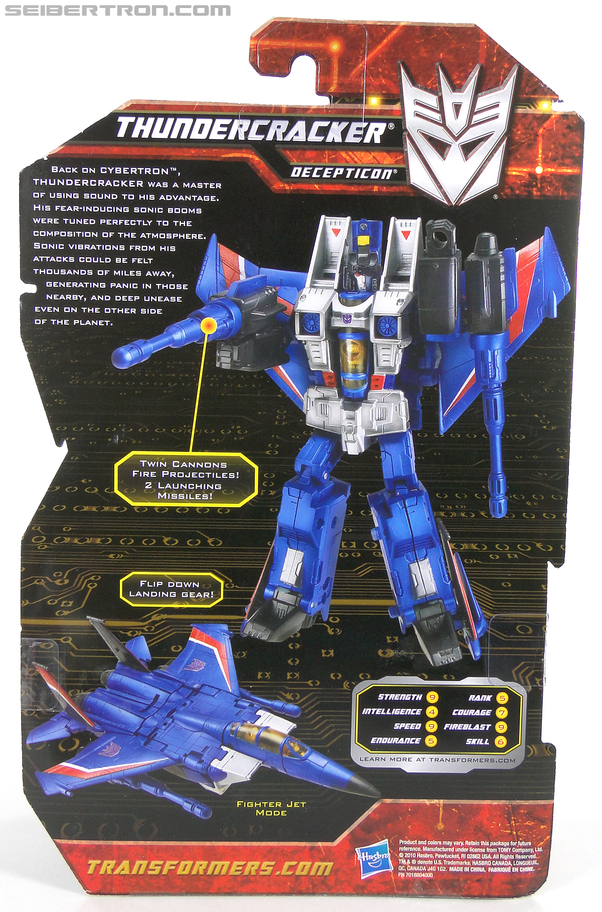 Transformers Generations Thundercracker (Image #7 of 219)