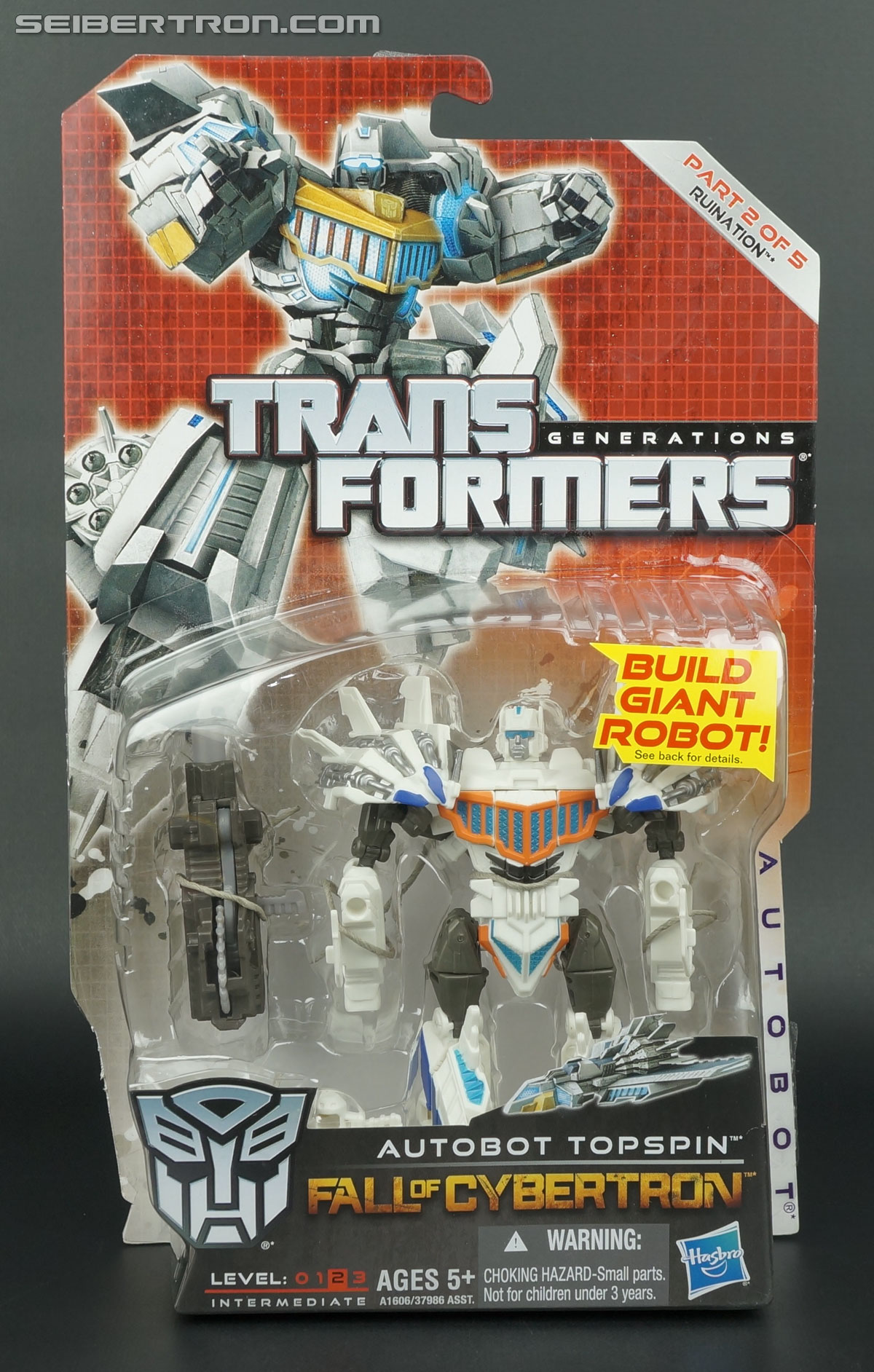Transformers Generations Topspin (Image #1 of 112)