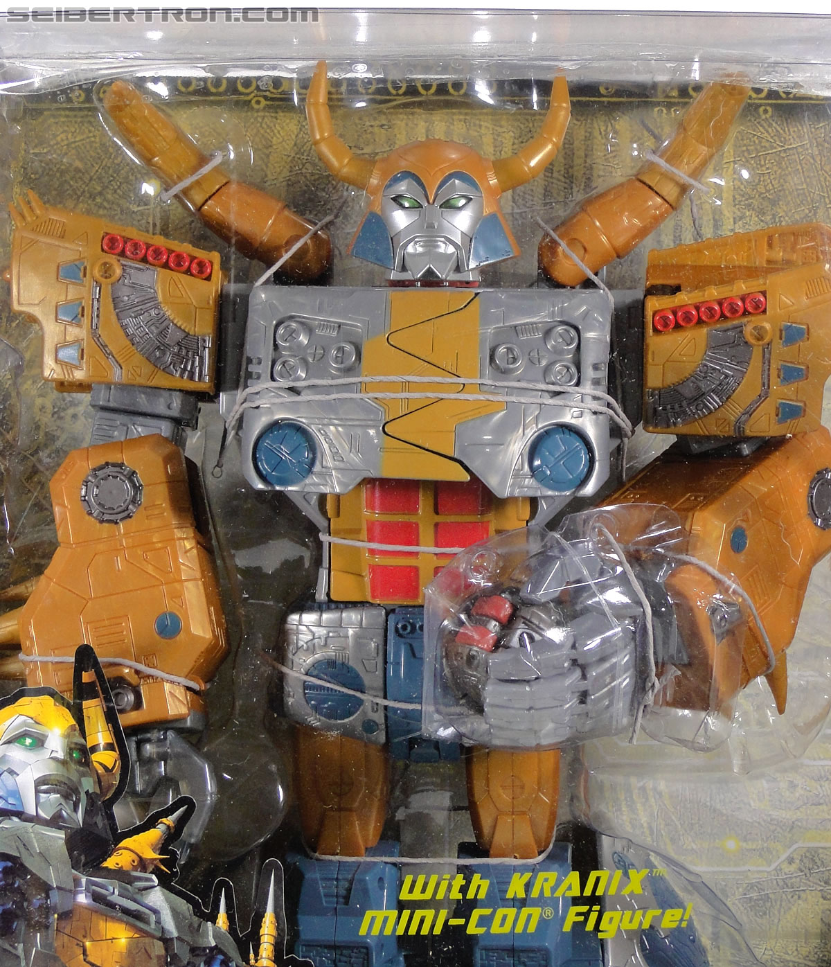 Transformers Generations Unicron (25th Anniversary) (Universal Dominator Unicron) (Image #3 of 262)