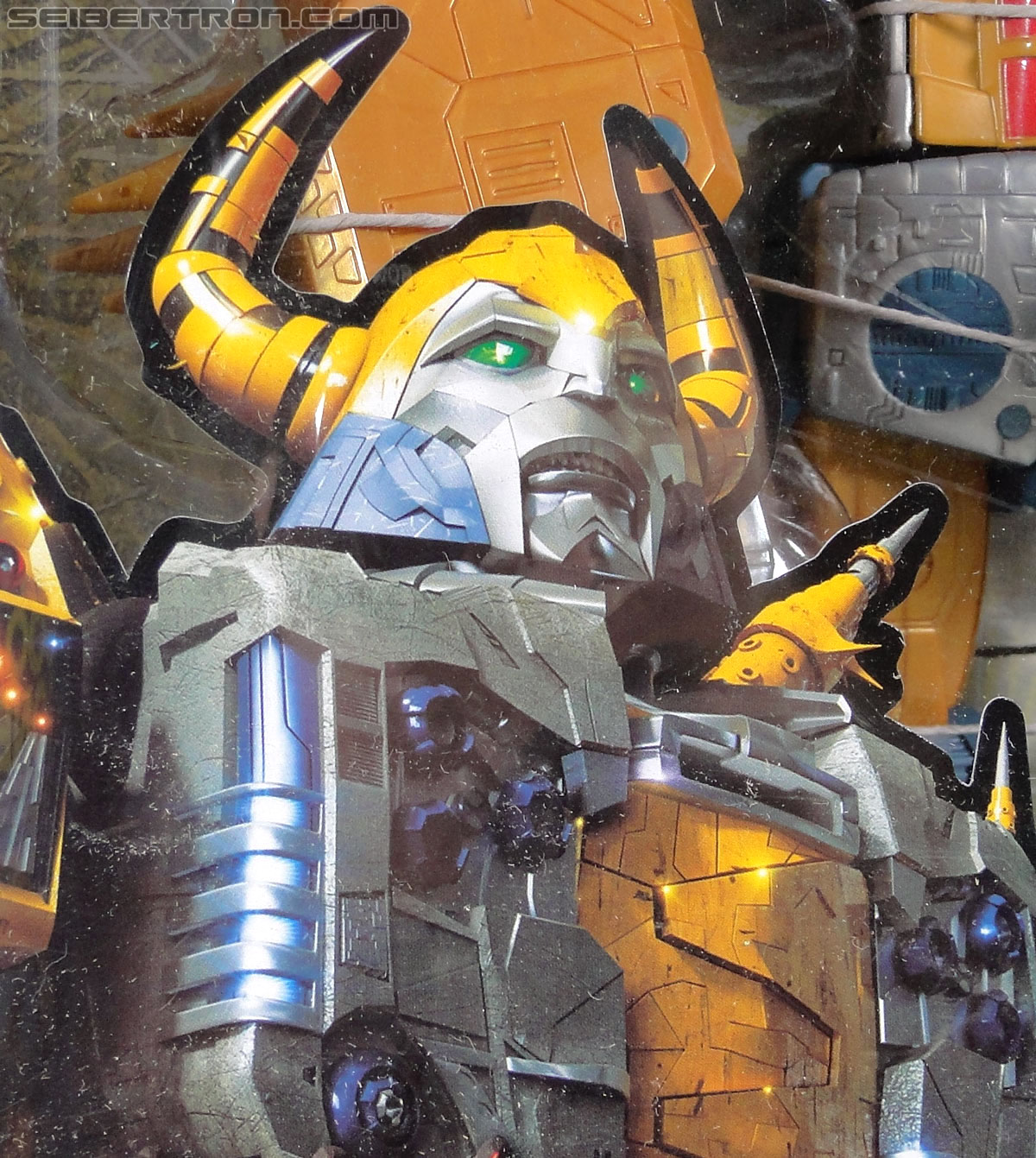Transformers Generations Unicron (25th Anniversary) (Universal Dominator Unicron) (Image #5 of 262)