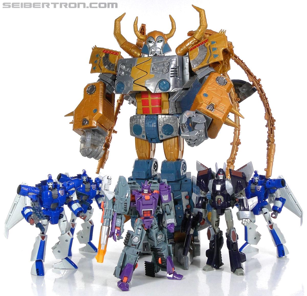 Transformers Generations Unicron (25th Anniversary) (Universal Dominator Unicron) (Image #256 of 262)