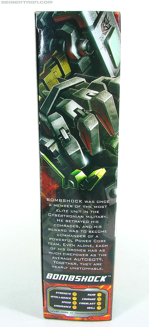 Transformers Power Core Combiners Bombshock with Combaticons (Image #8 of 151)