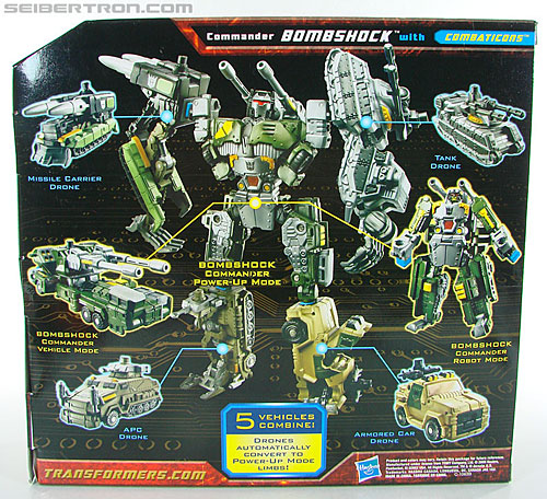 Transformers Power Core Combiners Bombshock with Combaticons (Image #11 of 151)