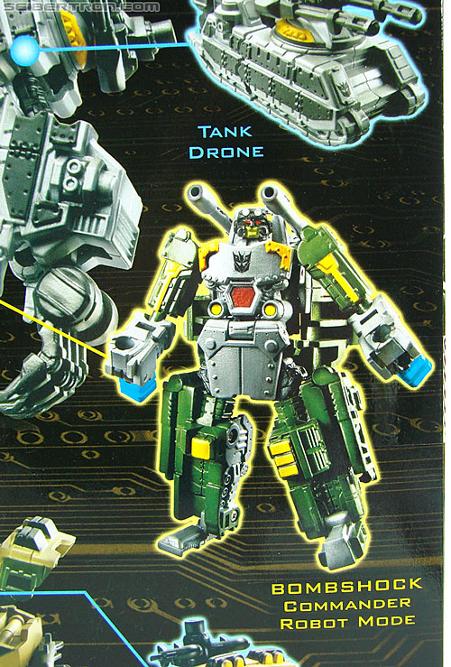 Transformers Power Core Combiners Bombshock with Combaticons (Image #13 of 151)